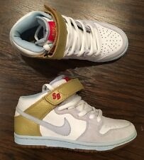 "Nike Dunk Mid Pro SB ""Chubber Lang"" Boys Size 4.5/ Women's Size Brand New In Box"