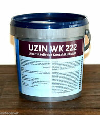 Uzin WK 222 1kg Neopren Klebstoff  Neoprenkleber Kontaktkleber