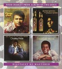 Charley Pride - The Happiness Of Having You/Sunday Morning/She's Just  (NEW 2CD)