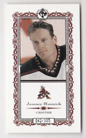 00-01 Private Stock Jeremy Roenick /105 PS-2001 Stars Coyotes 2000