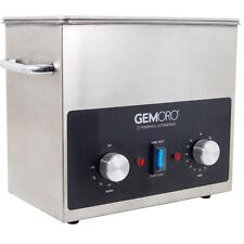 GEMORO 3 Quart Ultrasonic Machine THE NEXT-GEN #1735 With Heater and Timer