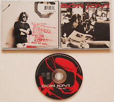 Bon Jovi-Cross Road (1994, Best of) Someday I 'll Be Saturday Night, always