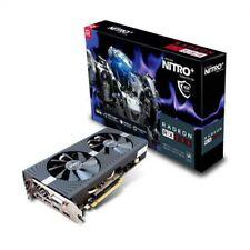 Grafica Sapphire Rx580 Nitro Backplate 4GB GDDR5