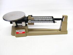 Ohaus 700/800 Series 2610g Triple Beam Balance Laboratory Scale Nice - Used -
