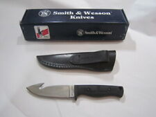 USA Smith & Wesson SW-620 Gut Hook Blade Hunting Knife First Production Run