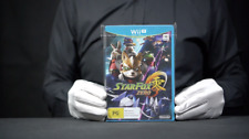 Star Fox Zero Wii U AUS BRAND NEW - 'The Masked Man'