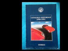 CATALOGO EDITORIALE 1990-1991