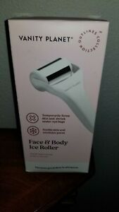 Vanity Planet Outlines Collection Face and Body Ice Roller VNT05112 NEW