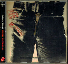 The Rolling Stones - Sticky Fingers - Collector`s Edition CD mit Reißverschluss
