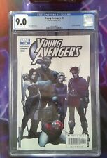 Marvel Comics Young Avengers #6 WHITE PAGES CGC 9.0 (CGC014)