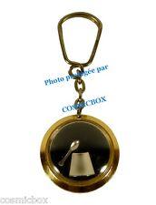 Porte-clés ancien DANONE casse tête chinois publicitaire advertising keychain