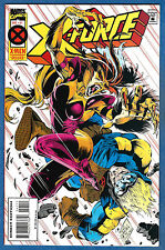 X-FORCE # 41 Deluxe - 1994 Marvel (vf-)