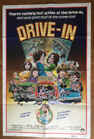 DRIVE-IN 1976 Original One Sheet Movie Poster 27x41 Comedy Exploitation