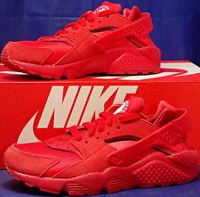 Nike Air Huarache Run iD Red SZ 9.5 ( 777330-997 )