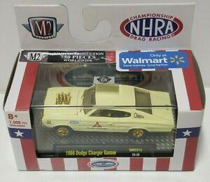 M2 NHRA 1966 Dodge Charger Gasser Chase 750 HTF
