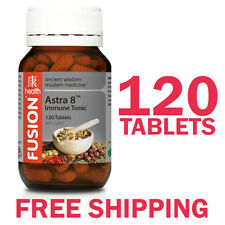 Fusion Astra 8 Immune Tonic 120 Tablets - Fusion Astra 8