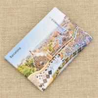 Refrigerator Stickers Barcelona Fridge Magnets Tourist Travel Home Decorative