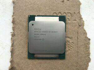 INTEL XEON E5-2640 V3 CPU PROCESSOR 8 CORE 2.60GHZ 20MB L3 CACHE 90W SR205