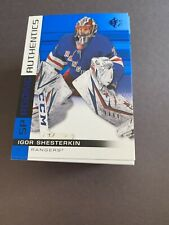 2019-20 Upper Deck SP Rookie Authentics Blue foil 101-140 you pick