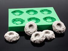 Stampo in silicone per coralli di tagli pietre-succursale pietre stesso colata!