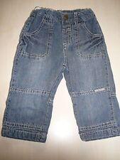 C & A tolle Jeans Hose Gr. 74 leicht ausgeschlagen !!