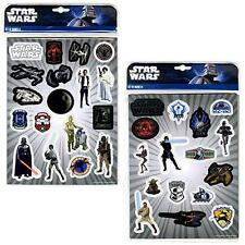 Star Wars: Official Lucasfilm Ltd Character 34 Piece Magnet Set - New In Pack