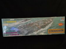 Eisenhower  1/500 Static Model Ship Series NO. 02  largest electrical warship