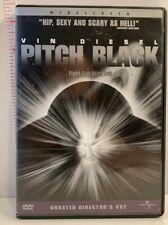 Pitch Black - Dvd - 2000 - Horror - Vin Diesel