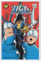 The Tick & Arthur #6 (Dec 1999, New England Comics (NEC)) Sean Wang w