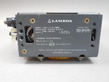 Lambda LNS-Y-5-OV Power Supply w/ LMOV-1 Overvoltage Protector NEW