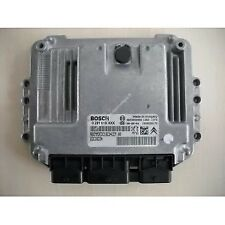 Calculateur 0281011392  vierge 9651060180   Citroen Xara Picasso 1.6HDI FAP .