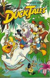 WALT DISNEY - DUCK TALES #2  - Nov 1988 - CARL  BARKS - THE GIANT ROBOT ROBBERS