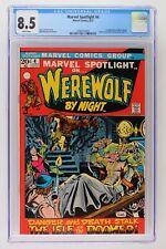 Marvel Spotlight #4 - Marvel 1972 CGC 8.5 1st App of Buck Cowan!