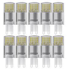 x 10 OSRAM LEDVANCE 3.8w SUSTITUTO DE 40w LED G9 Cápsula Blanco Frío 4000k