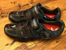 New Specialized Pro Carbon Sole Road Cycling Shoes Black 42