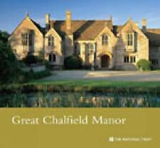 Very Good, Great Chalfield Manor, Wiltshire, Garnett, Oliver, Book