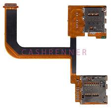 SD SIM Flex Cavo Lettore di schede di memoria Memory Card Reader HTC ONE MINI 2 m5