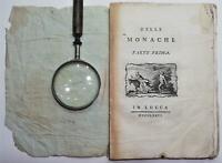 Settecentina Delle Monache Critica sull'educazione conventuale femminile 1776