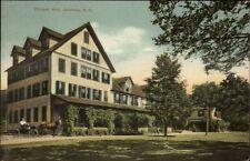 Intervale NH Pittman Hall c1910 Postcard