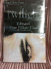 Twilight Edward Pillowcase NECA RARE FIND!