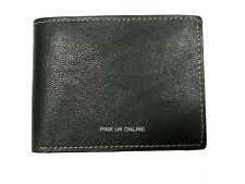 Wholesale job lot of Assorted Mens Genuine Leather Wallets in Gift Box