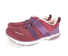 Vionic Milan Women's Comfort Sneaker With Arch Support Wine Purple - 9.5 Medium