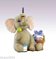Lenox Little Easter Elephant with Paint Brush Figurine NEW IN BOX!