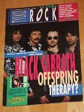 VERY RAR *Tylko Rock 11 1995 * Black Sabbath * The Who * Suicidal Tendencies