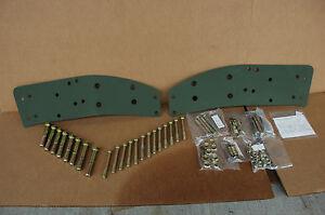 Modification kit,frame strengthen/HMMWV, 2510-01-429-9907