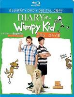 Diary of a Wimpy Kid: Dog Days (Blu-ray Disc, 2012, Canadian) Brand New