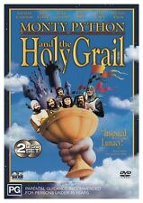 Monty Python And The Holy Grail (DVD, 2010) region 4