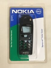 Nokia Xpress-on Color Cover 5100 Series Cell Phone Faceplate NIP Shark Silver