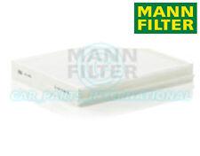 MANN HUMMEL Interni Cabina Aria Filtro Antipolline OE QUALITY SOSTITUZIONE CU 2450
