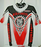 CANNIBAL MENS SIZE XL BIKESMITH CYCLES CYCLING JERSEY EXCELLENT COND FREE POST